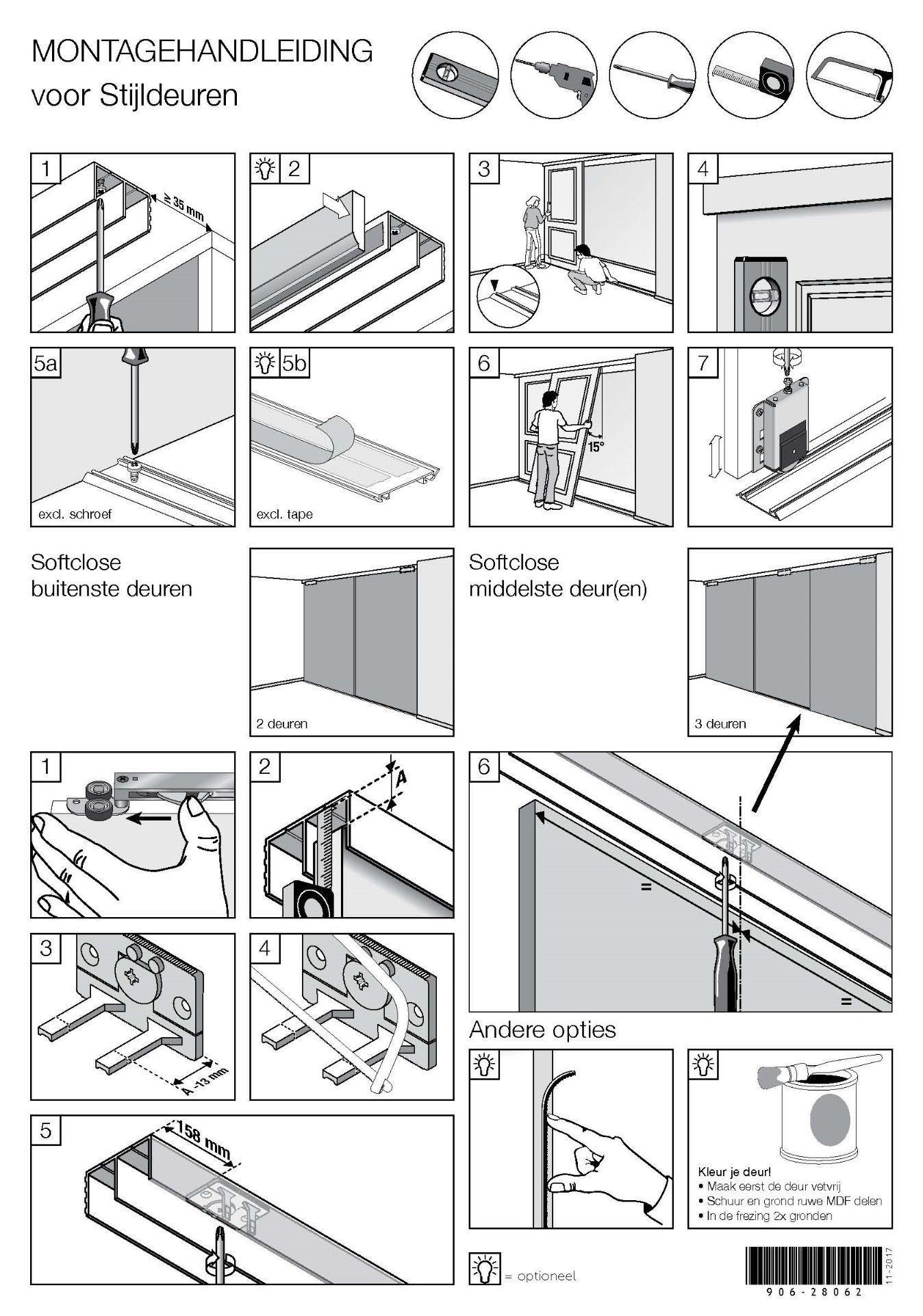 Storemax Handleidingen