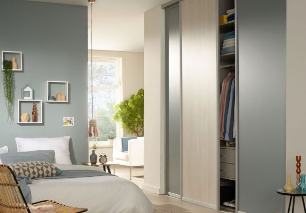 Schuifdeuren van storemax functioneel en past in ieder interieur